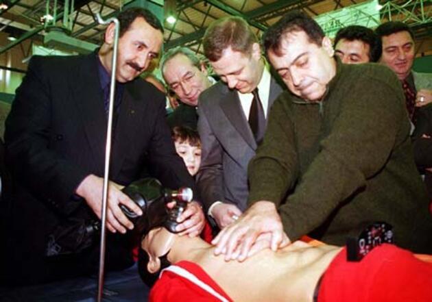 Son dakika haberi: Eski Sağlık Bakanı Osman Durmuş, hayatını kaybetti