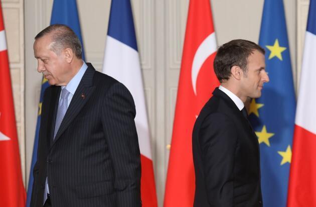 Cumhurbaşkanı Erdoğan boykot çağrısı yapmıştı... Fransa'dan ilk tepki geldi