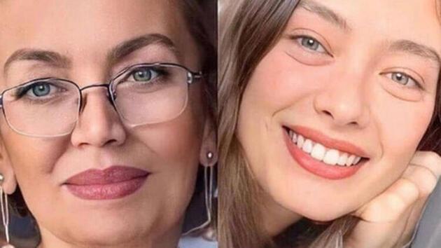 Neslihan Atagül'ün annesine benzerliği dikkat çekti!