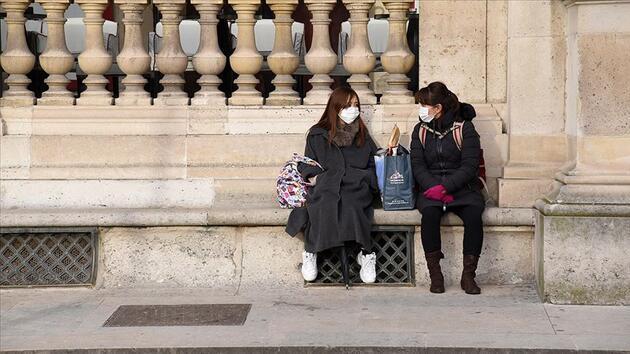 Kornavirüsün Avrupa üssü Fransa oldu