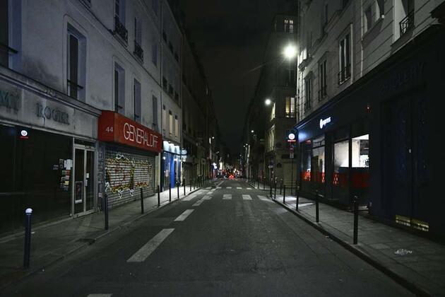 Son dakika haberi... Avrupa'da kabus! Sokağa çıkma kısıtlaması ilan edildi