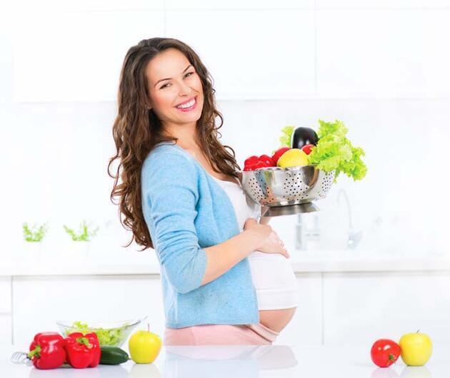 Koronavirüse karşı sonbaharda hamilelere 10 önemli uyarı!