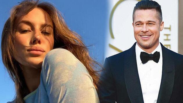 Brad Pitt ve 29 yaş küçük sevgilisi ayrıldı