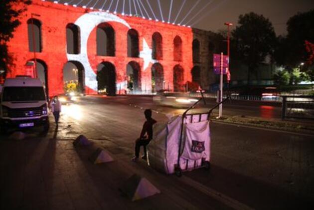 Yurdun dört bir yanında 29 Ekim Cumhuriyet Bayramı kutlamaları