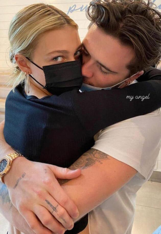 Brooklyn Beckham: Seninle aile kurmak için sabırsızlanıyorum