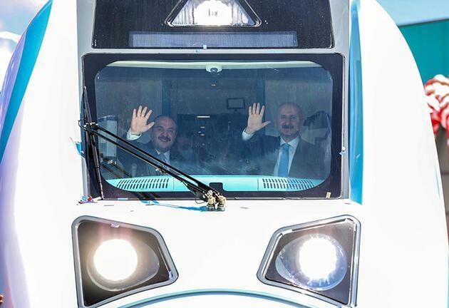 'Milli trenler'in üretiminde geri sayım başladı
