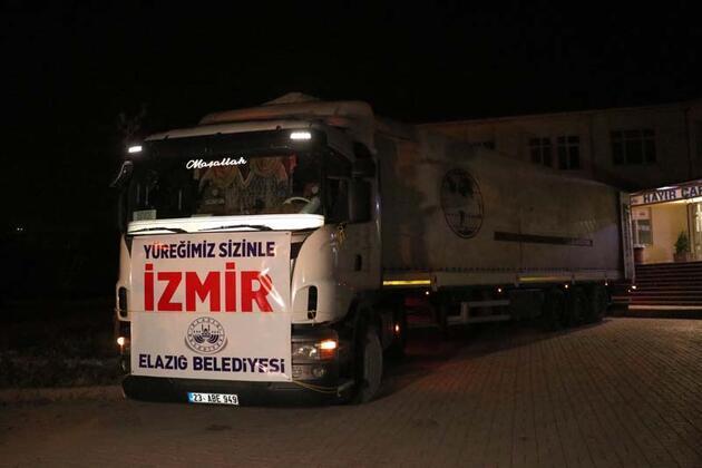 Son dakika haberi... Türkiye İzmir için tek yürek
