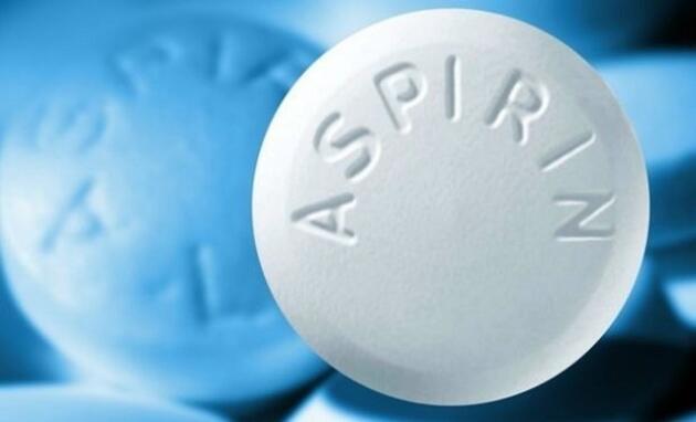 Virüs vakalarında aspirin testi