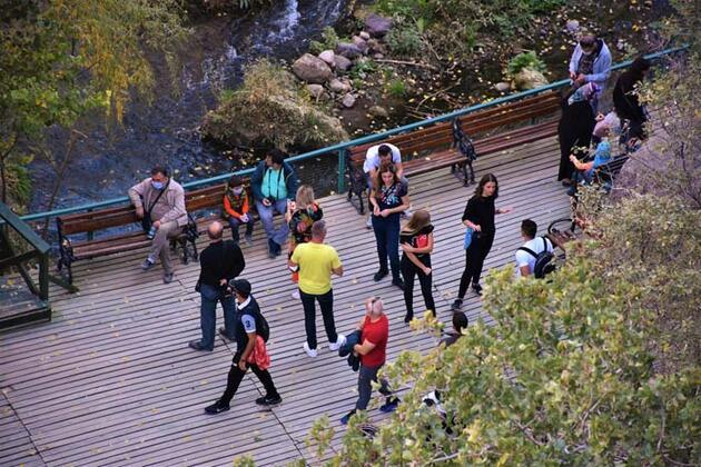Kapadokya'nın incisi Ihlara Vadisi'ne, Rus turist akını
