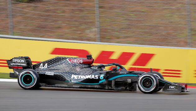 Formula 1 İstanbul Etabı'nda heyecan başladı!