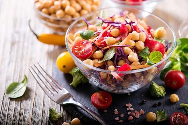 Bu besinler vücutta yağ bırakmıyor! Hepsi kilo vermeye yardımcı