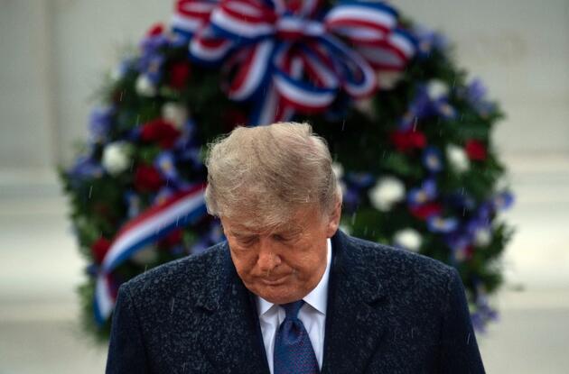 ABD Başkanı Trump geri adım attı