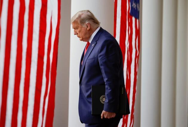 Trump'a ağır darbe! Açtığı davayı kaybetti