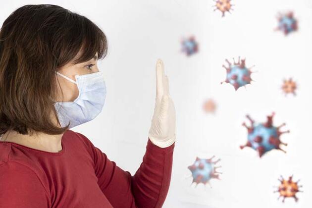 İşte koronavirüsle grip arasındaki en belirgin fark!