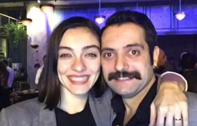 Masumlar Apartmanı'nın Gülben'i Merve Dizdar'ın eşi de ünlü çıktı