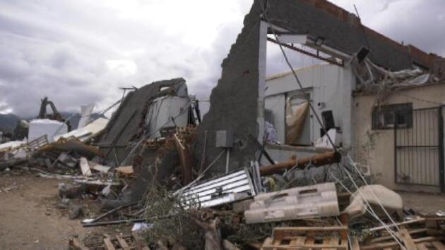 KKTC'de felaketin boyutu gün ağarınca ortaya çıktı