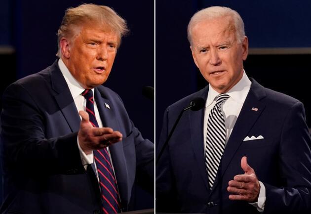 """Trump'tan kabinesini oluşturmaya başlayan Joe Biden'e tepki: """"Dünya izliyor"""""""