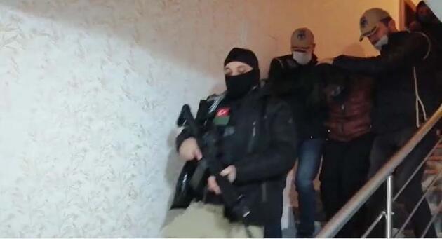 Ankara'da DEAŞ operasyonu: 4 şüpheli gözaltına alındı