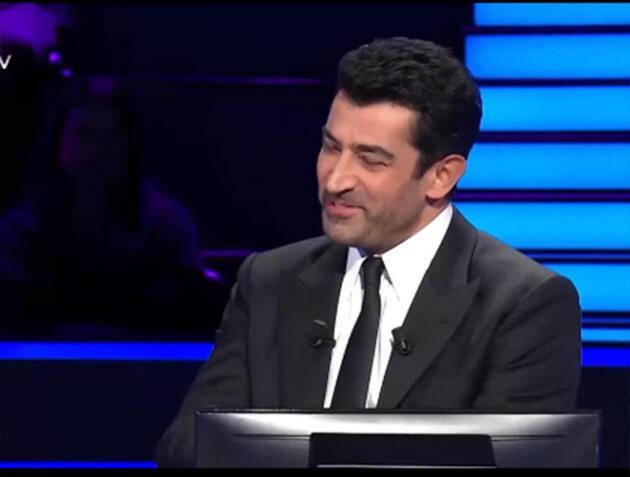 Kim Milyoner Olmak İster'de Kenan İmirzalıoğlu'nu ağlatan yarışmacı!