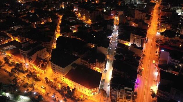 Son dakika... Türkiye genelinde sokağa çıkma kısıtlaması başladı