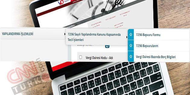 2020 vergi borcu yapılandırma başvurusu nereden yapılır? İnternetten yapılandırma başvuruları başladı mı?