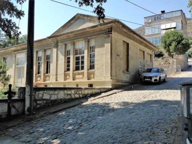 Balıkesir'de tarihi yapılar restore ediliyor