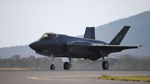 42 saniyede vurdu: ABD'den F-35 uçağında 'nükleer bomba' testi!