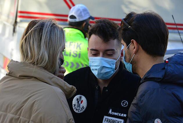 Enes Batur'dan kaza sonrası açıklama