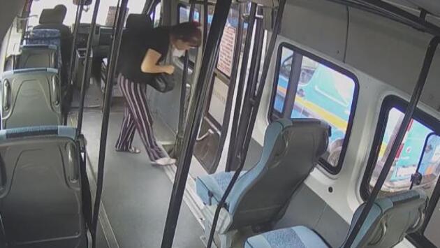Özbek kadına minibüste taciz: Aklıma Özgecan geldi