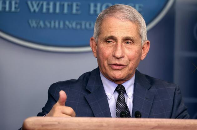 Beyaz Saray COVID-19 Danışmanı Dr. Fauci'den korkutan açıklama