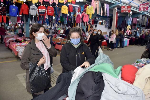 Bulgar turistlerin akın ettiği Ulus Pazarı iki hafta kapalı