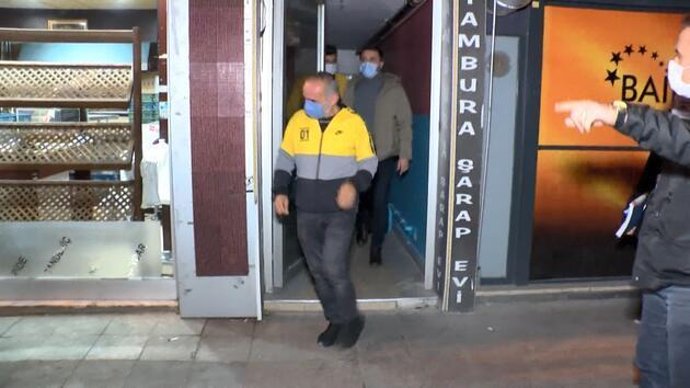 Mühürlü mekanda korona partisi; 18 kişiye 56 bin lira ceza