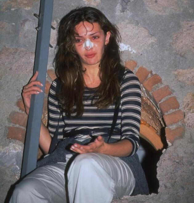 Hande Ataizi'den 'tuvalet penceresi' sahnesine tepki