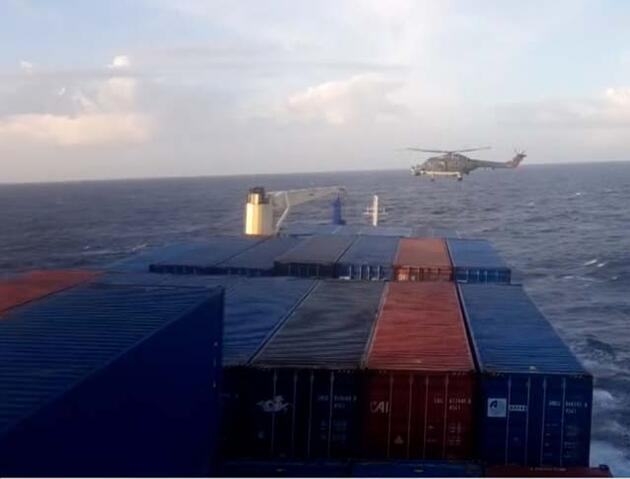 Son dakika.. ROSELİNE-A  isimli gemisinin aranması hakkında soruşturma başlatıldı