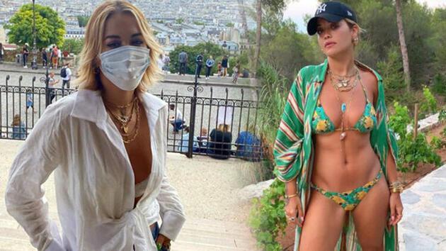 Rita Ora 30 yaşına bastı