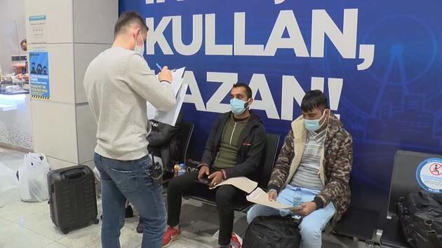 Bir garip olay! Ceza sonrası Türkçe konuşmaya başladı
