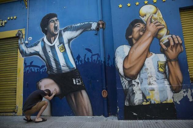 Maradona'ya yakın isimlerden servetiyle ilgili açıklama