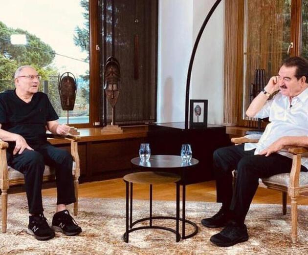 Nergis Kumbasar'dan Mehmet Ali Erbil açıklaması