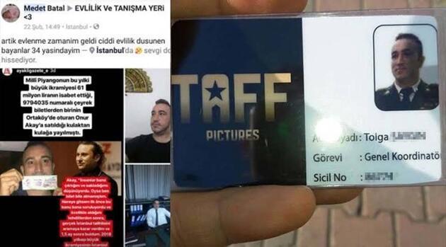 Evlilik vaadiyle dolandırıcılık yapan firari Medet Batal yakalandı