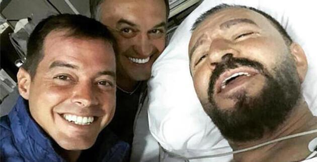 Mustafa Topaloğlu yeniden hastaneye kaldırıldı!