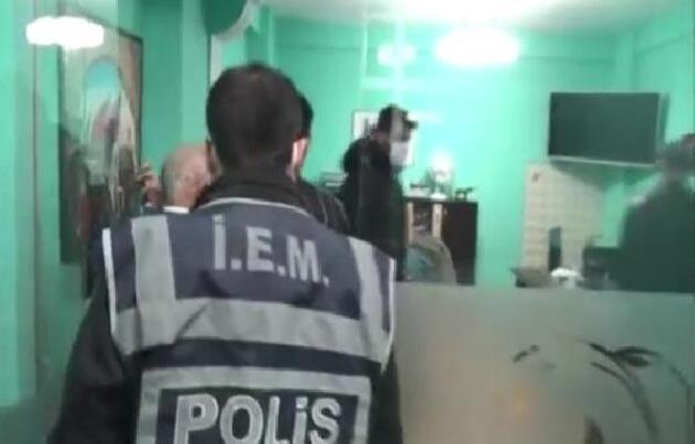 İstanbul'da yasa dışı bahis operasyonu: 14 gözaltı