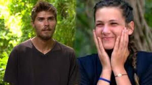 Survivor Barış ile Nisa'nın şok görüntüsü! Açıklama geldi