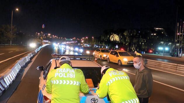 15 Temmuz Şehitler Köprüsü'nde denetim yapıldı
