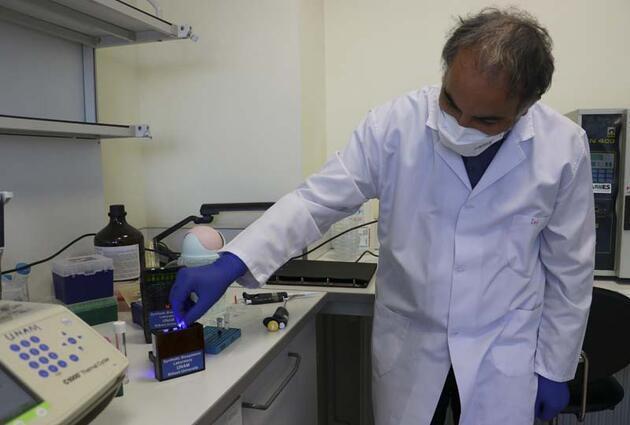 Covid-19 tanısı için geliştirilen yeni sistem, üretime hazır