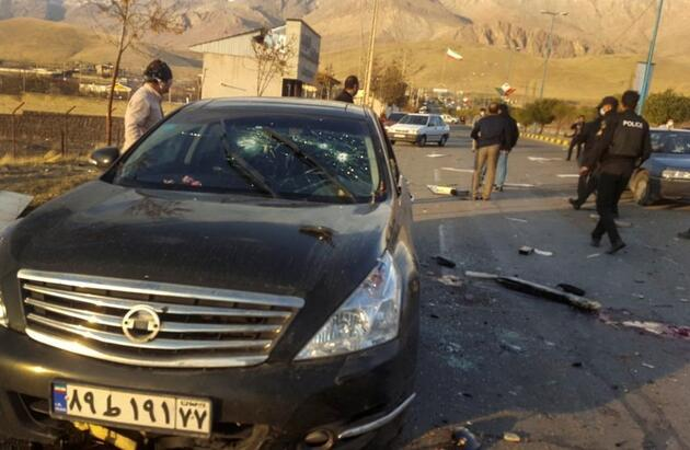 İran'dan intikam yemini: İranlı nükleer bilimci Fahrizade için cenaze töreni düzenlendi