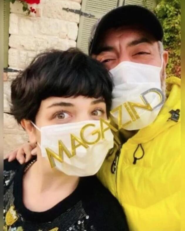 Hakan Altun ve Gonca Vuslateri aşkının ilk görüntüsü