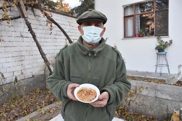 Amasya'da bağışıklığı güçlendiren fırın keşkeğine ilgi arttı!