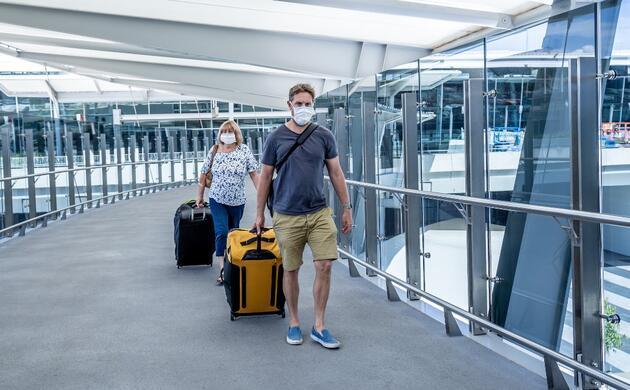 THY'den açıklama: Sokağa çıkma kısıtlamasında kimler, nasıl seyahat edebilir?