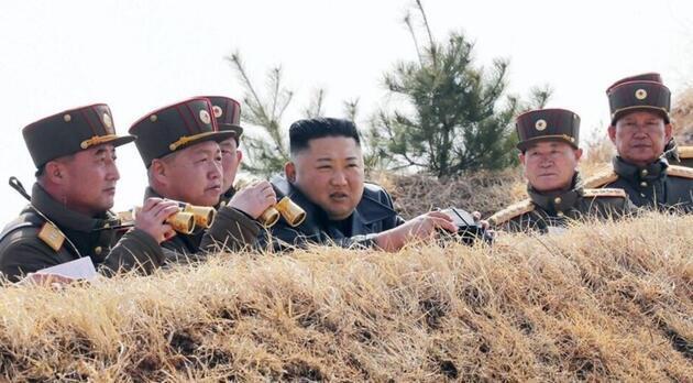 """Kuzey Kore lideri Kim Jong-un hakkında flaş iddia: """"Çin aşısı yapıldı"""""""