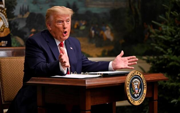 Trump hakkında flaş 'yetki' iddiası: 3. Dünya Savaşı'nı çıkarmadan...